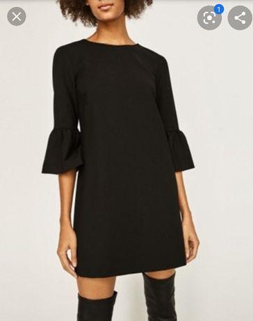 Zara mała czarna sukienka