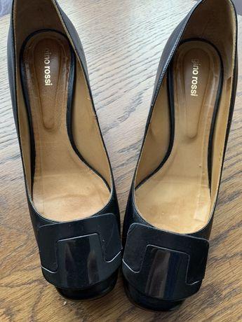 Czółenka buty skórzane Gino Rossi 39,5