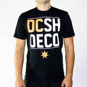 Koszulka DC BLKD black XL