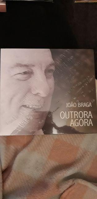 """Novo cd João Braga """" Outrora agora"""" e ofereço cd The Gift Amália hoje"""