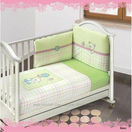 Комплект постельного белья в кроватку Feretti