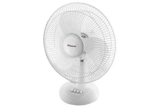 Вентилятор настольный Domotec MS-1625,диаметр 30 см,мощность 30W