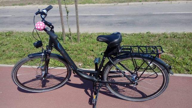 Skradziono rower damski (nagroda)!
