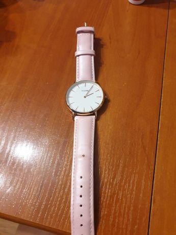 Zegarek różowy damski