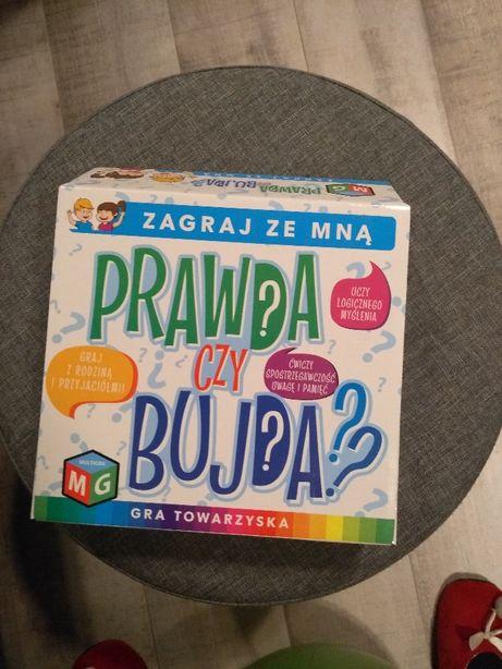 gra edukacyjna nowa prawda czy bujda f. Multigra, wiek 5 +, graczy 2+