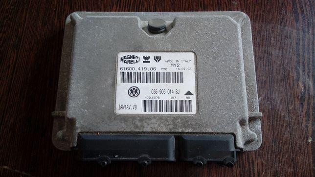 Vw Lupo 1.4 MPI - Komputer silnika