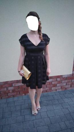 Sukienka Mohito w paski, wesele