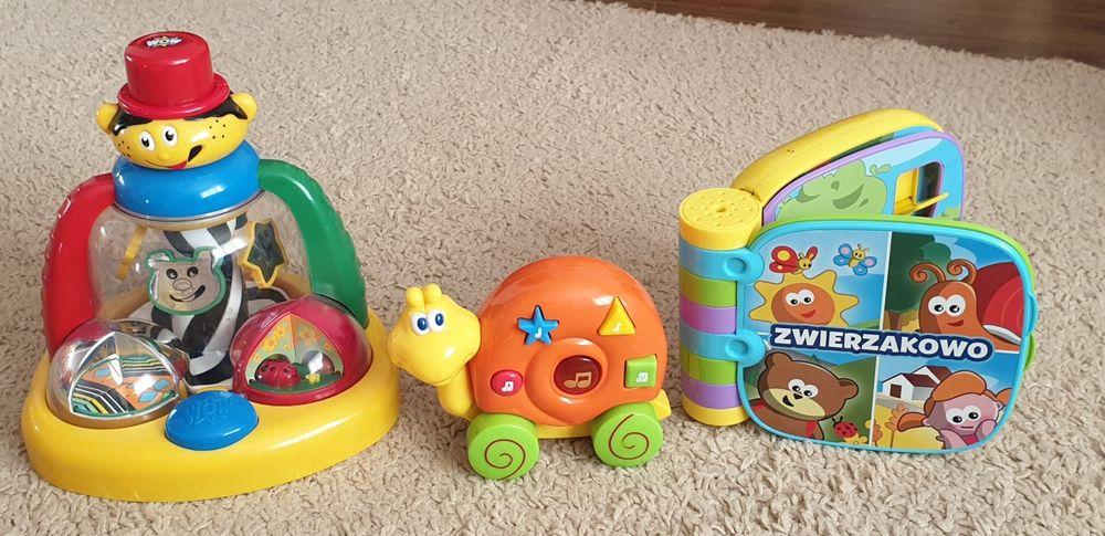 Zestaw zabawek dźwiękowych. Brzóski Stare - image 1