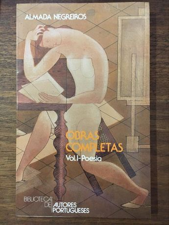 almada negreiros, obras completas, vol.1 poesia