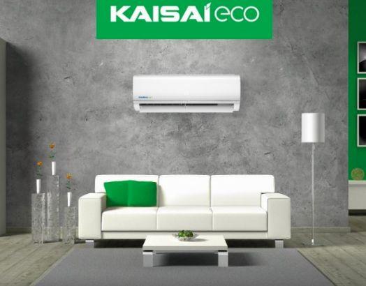 Klimatyzator ! ! KAISAI ECO KEX 3,5 kW R32 + zestaw montażowy 12w1