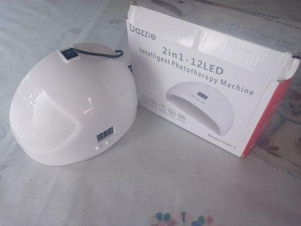 intelligent phototherapy machine або ж лампа для ноготочків, УФА лампа