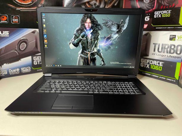 Ноутбук Sager Powerspec, Intel Core i7, GTX 1070 8GB, 17.3FHD 120Hz