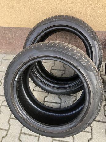 Pirelli Winter Sottozero 245/45 R18