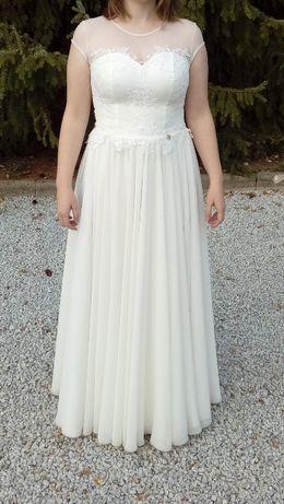 Suknia ślubna od Dominiak Design (do przymiarki w Komisie)