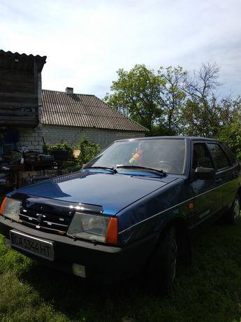 ВАЗ 2109 РГАЗ/Бен