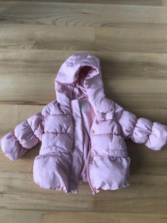 Kurtka zimowa Zara, rozm 74