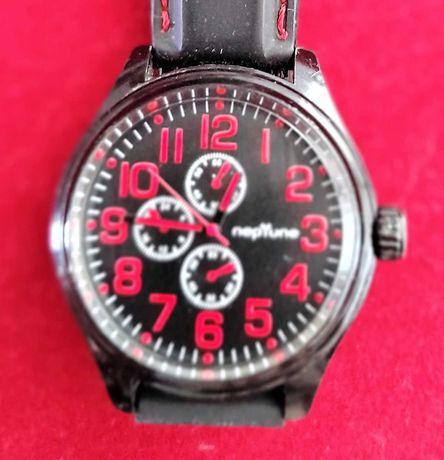 Relógio NEPTUNE Aviator Quartz edição limitada com novo
