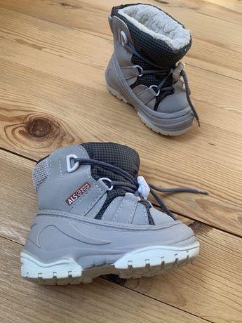 Зимові чобітки alisa line