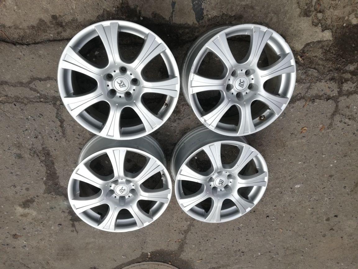 Alufelgi VW SKODA Mercedes Audi 8,5x18 5x112 ET30 Felgi aluminiowe 18