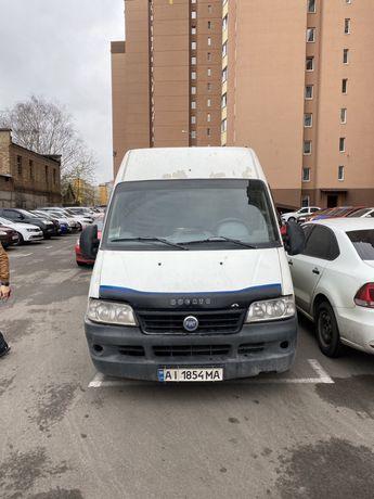 Fiat Dukato max