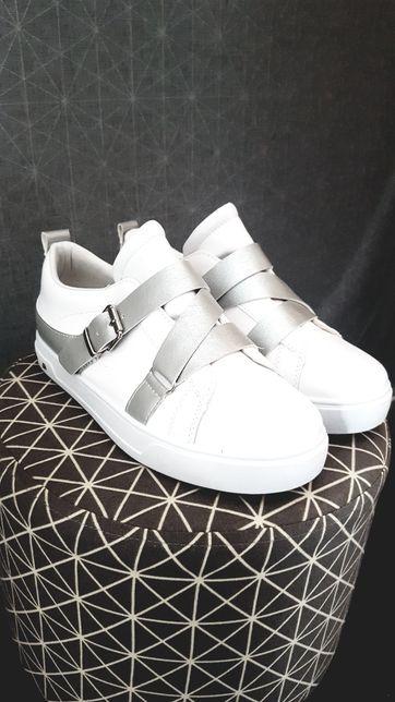 Buty Adidasy damskie białe