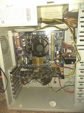 Игровой системный блок 3 ядра 8gb 1gb 500gb