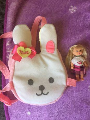 Рюкзачок и куколка