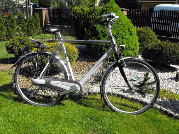 rower,rowery gazelle orange lite.-centralny amortyzator wysyłka.