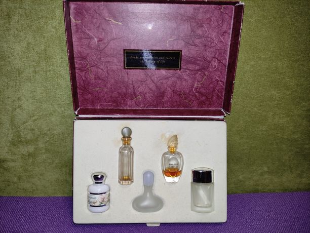 Винтажные духи, парфюм, флакончики