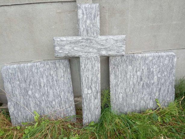 Tablica tablice do nagrobka nagrobek granit kamień podlaskie Sokoły.