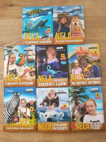 Nela mała reporterka 8 książek