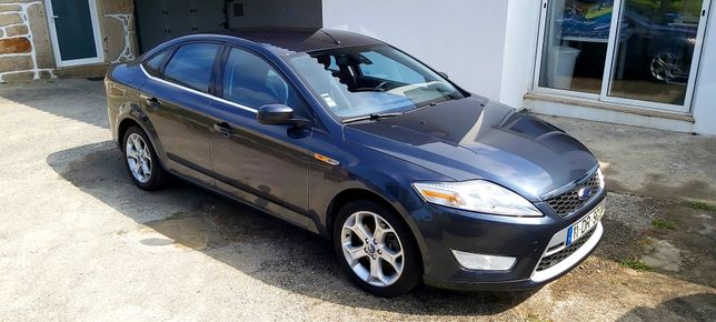 Ford mondeo 2.0 tdci (125000kms)