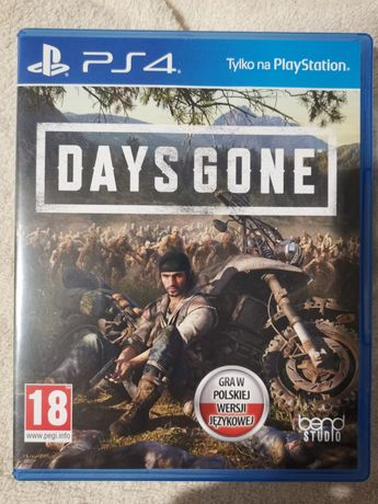 Days gone PS4 Play Station 4