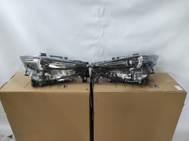 Mazda CX-5 2017-20 EU AFS Фары Капот Бампер Телевизор фара