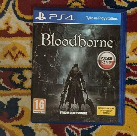 Bloodborne - gra ps4