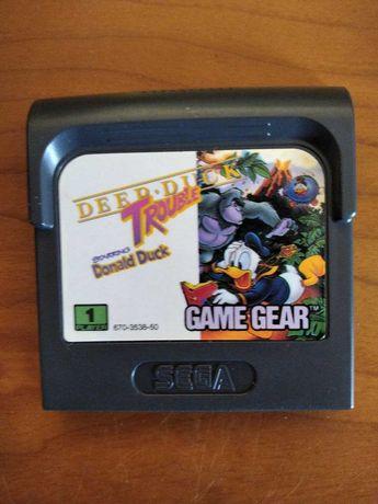 Deep Duck Trouble - Game Gear