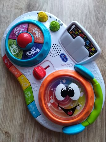 Pianinko chicco zabawka interaktywna
