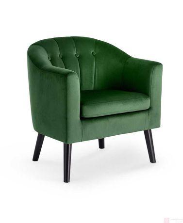 Nowy fotel zielony