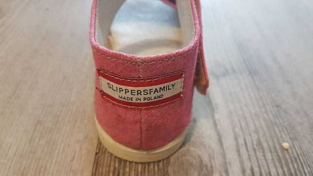Sandały dziecięce, firmy Slippers 31/32