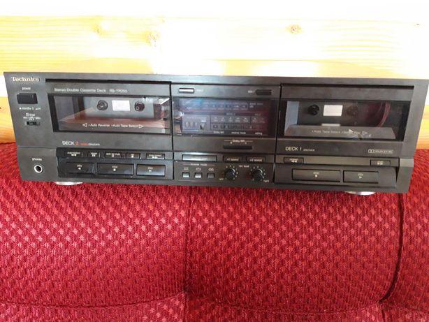Sprzedam Magnetofon dwu kasetowy Firmy Technics RS-Tr255