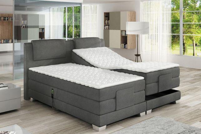 Łóżko elektrycznie sterowane Wave 180x200 - Promocja! - Meble Bogart