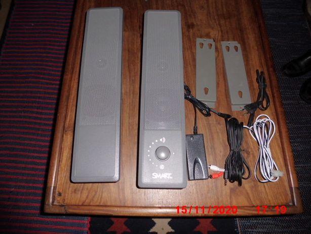 colunas de som para ligar a tv ou otro aparelho de som
