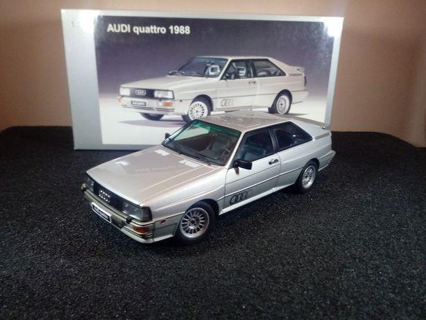 1/18 Model Audi Quattro Autoart kolekcja