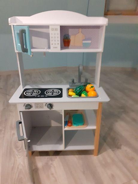 kuchnia drewniana Eco Toys