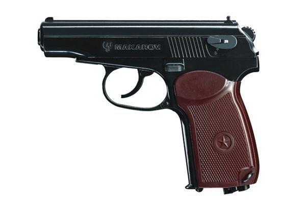 Pistolet wiatrówka Legends Makarov 4,5 mm BB CO2