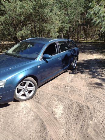 Audi A6 C6 05 2.4 Quatro 325tkm przebiegu