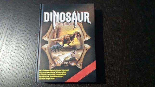 Dinosaur livro/ jogo dinossauro