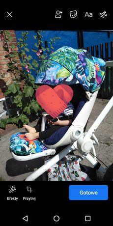 Wózek, spacerówka Quinny mood