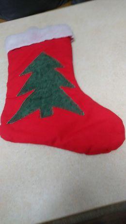 skarpety/buty św. Mikołaja