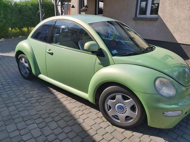 VW New Beetle 1,9 TDI